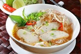 Đến Nha Trang, ăn tô bún cá