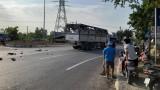 TP.Tân An: Tai nạn giao thông tại vòng xoay phường 4, một phụ nữ tử vong tại chỗ