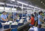 Các khu công nghiệp góp phần chuyển dịch cơ cấu kinh tế
