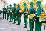 Nâng cao chất lượng huấn luyện chiến sĩ mới