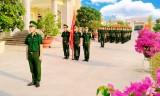 Sẵn sàng cho Lễ ra quân huấn luyện