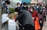 Dịch COVID-19: Thêm hàng trăm ca nhiễm mới tại Hàn Quốc