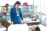 Đồng hành và chia sẻ cùng bệnh nhân