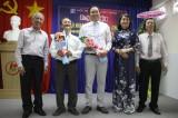 Nhạc sĩ Trịnh Hùng tái đắc cử Chi hội trưởng Chi hội Nhạc sĩ Việt Nam tỉnh Long An
