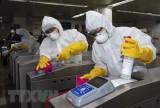 Hàn Quốc có thêm 123 ca nhiễm SARS-CoV-2 trong chiều 02/3