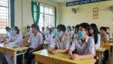 Long An có 1.465 học sinh, sinh viên vắng trong ngày đầu trở lại trường