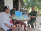 Hội Cựu chiến binh tỉnh Long An: Tuyên truyền về phòng, chống dịch bệnh Covid-19