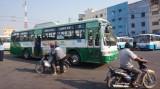 Chưa có doanh nghiệp đầu tư tuyến buýt ngã ba Nhựt Ninh - Bệnh viện Đa khoa Long An