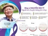 Nhạc sỹ Nguyễn Văn Tý và những tình khúc vượt thời gian