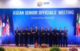 Khai mạc Hội nghị quan chức cao cấp SOM ASEAN tại Đà Nẵng