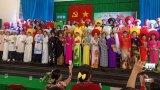 Châu Thành: Hội thi 'Duyên dáng áo dài'