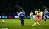 Aguero tỏa sáng đưa Man City vào tứ kết FA Cup