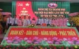 Long An: Thanh Phú tổ chức thành công Đại hội Đại biểu Đảng bộ lần VIII, nhiệm kỳ 2020-2025