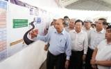 Thủ tướng kiểm tra tiến độ thi công BOT Trung Lương-Mỹ Thuận