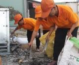 """Những """"đội quân"""" nhặt rác ở Thanh Phú"""