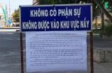 Tạm dừng các hoạt động tố tụng trong hệ thống Tòa án Nhân dân tỉnh Long An để phòng, chống dịch