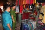 Xã Hưng Điền B chủ động phòng cháy chợ