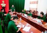 Long An: Bộ Tư lệnh Bộ đội Biên phòng kiểm tra phòng, chống dịch Covid-19