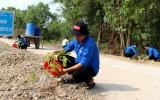 Tuổi trẻ vùng biên chung tay xây dựng nông thôn mới
