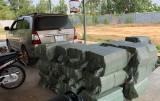 Bắt giữ hơn 48 ngàn gói thuốc lá ngoại nhập lậu