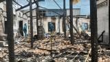 Tiệm tạp hóa và nhà ở bị cháy rụi lúc rạng sáng