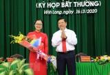 Bà Nguyễn Thị Quyên Thanh được bầu làm Phó Chủ tịch tỉnh Vĩnh Long