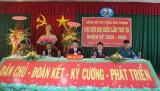 Đảng bộ thị trấn Tân Thạnh tổ chức phiên trù bị Đại hội đại biểu lần VII, nhiệm kỳ 2020-2025
