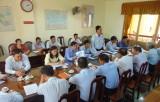 Châu Thành: Thảo luận giải pháp tiết kiệm nước trong sản xuất thanh long