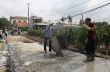 Hòa Phú 'xóa trắng' hộ nghèo
