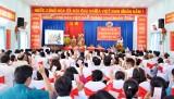 Đảng bộ xã Phước Hậu tổ chức phiên trù bị Đại hội Đảng bộ xã lần XV, nhiệm kỳ 2020 - 2025