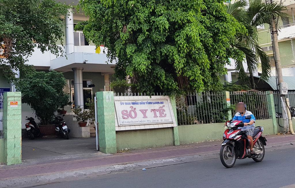 Bị can Lê Thanh Liêm thực hiện hành vi phạm tội thời kỳ làm Giám đốc Sở Y tế tỉnh