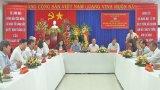 Hội nghị giao ban công tác Mặt trận quí I/2020