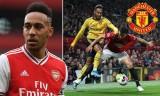 Chịu chi 50 triệu Bảng, MU quyết chiêu mộ Aubameyang từ Arsenal
