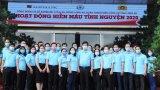 Agribank Long An tổ chức hoạt động Hiến máu tình nguyện 2020