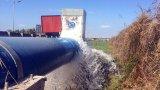 Nhà máy nước Nhị Thành bơm nước thô phục vụ sản xuất nông nghiệp
