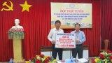 Long An tiếp nhận 3 tỉ đồng hỗ trợ người dân thiệt hại do hạn, mặn từ Công đoàn Ngân hàng Việt Nam
