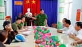 Tân Lân: Bảo đảm an ninh khu vực nhà trọ