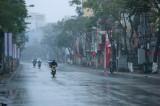 Hà Nội có lúc có mưa rào, nhiệt độ cao nhất lên tới 28 độ C