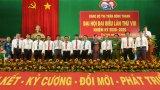 Thị trấn Đông Thành tổ chức thành công Đại hội nhiệm kỳ 2020 - 2025