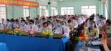 Đại hội Đảng bộ xã Thủy Đông thành công tốt đẹp