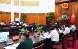 Thủ tướng chủ trì họp Thường trực Chính phủ về phòng, chống Covid-19