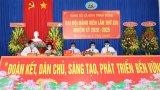 Bình Trinh Đông tổ chức Phiên trù bị Đại hội lần XVI, nhiệm kỳ 2020 - 2025