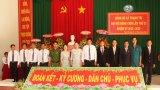 Thạnh Trị tổ chức thành công Đại hội đảng viên lần thứ XI