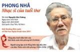 [Infographics] Nhạc sỹ Phong Nhã và những bài hát dành cho thiếu nhi