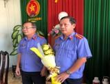 Ông Trương Văn Nghị được bổ nhiệm giữ chức vụ Viện trưởng Viện Kiểm sát Nhân dân tỉnh Long An