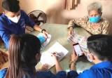 Tuổi trẻ Long An chung tay thực hiện khai báo y tế