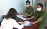 Công an Đức Hòa xử lý trường hợp thứ 3 đưa thông tin sai về dịch Covid-19