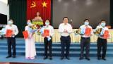 Chỉ định 5 đồng chí tham gia Ban Chấp hành Đảng bộ tỉnh Long An nhiệm kỳ 2015-2020