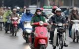 Thời tiết ngày 3/4: Hà Nội có mưa rào, trời rét
