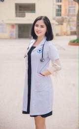 Nữ sinh trường Y Dược viết đơn tình nguyện tham gia chống dịch Covid-19